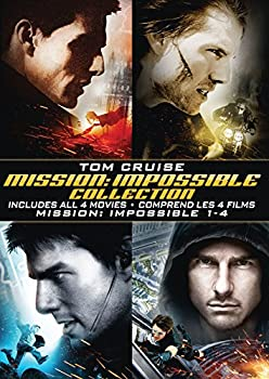 Mission  Impossible Collection 1-3 / Ghost Protocol  1-4 Movies   Blu-ray