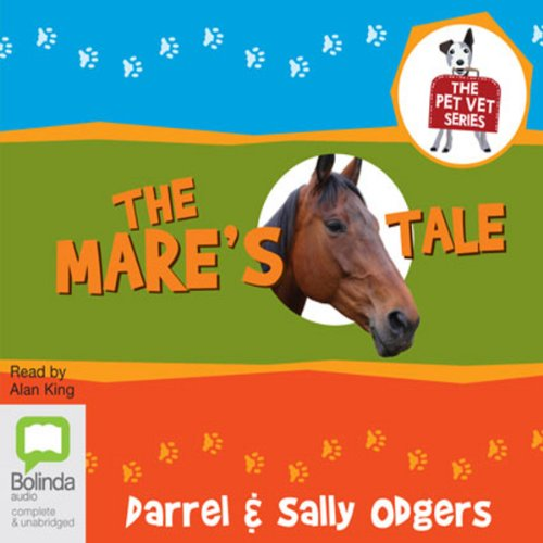 The Mare's Tale: The Pet Vet, Book 2 audiobook cover art