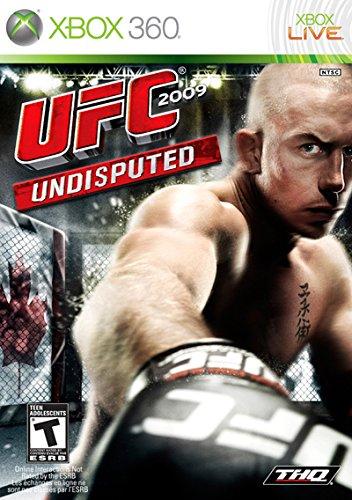 UFC 2009: Undisputed - Xbox 360 by Xbox360