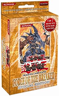 Yu-Gi-Oh Force of the Breaker SE Special Edition Box