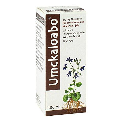 Umckaloabo Flüssigkeit, 100 ml Lösung