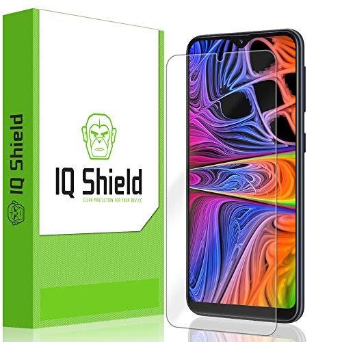 IQ Shield Screen Protector Compatible with Samsung Galaxy A10e LiquidSkin Anti-Bubble Clear Film
