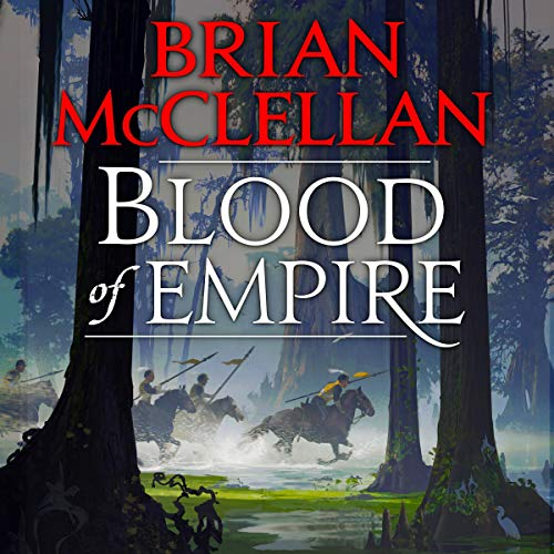 Couverture de Blood of Empire