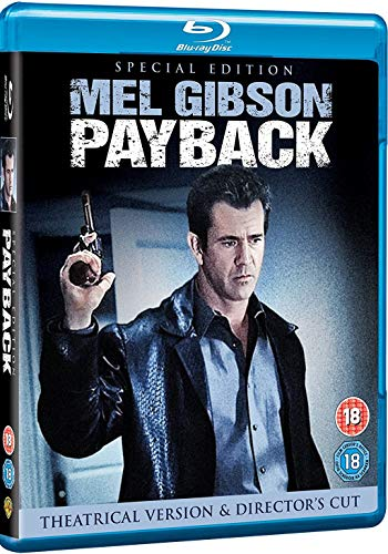 WARNER HOME VIDEO Payback [BLU-RAY]