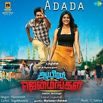 """Adada (From """"Aayiram Jenmangal"""") - Single"""