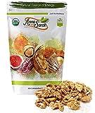 Anna and Sarah Organic Walnut Halves & Pieces in Resealable Bag, 2 Lbs (1 Pack)