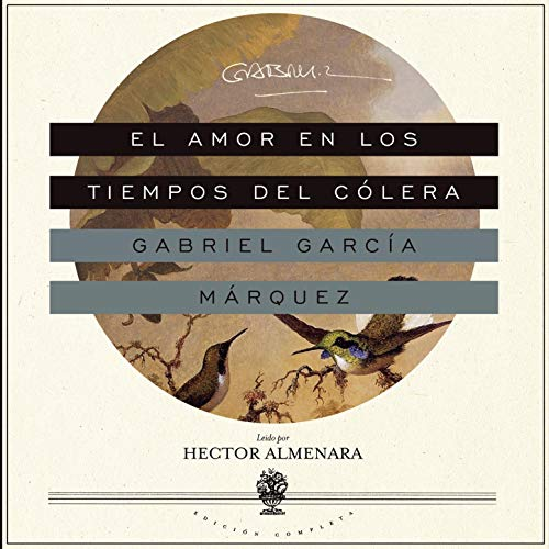 El Amor en los Tiempos del Cólera [Love in the Time of Cholera] cover art