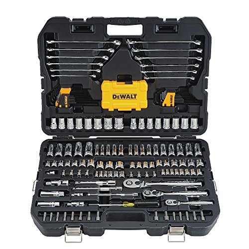 DEWALT Mechanics Tools Kit and Socket Set, 168-Piece (DWMT73803)