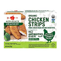 Applegate, Organic Chicken Strips, 8oz (Frozen)