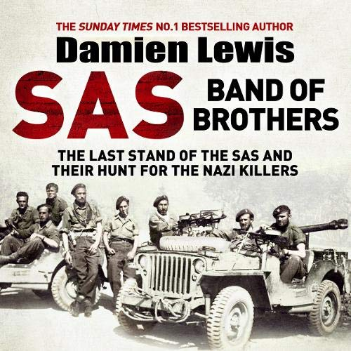 Couverture de SAS Band of Brothers
