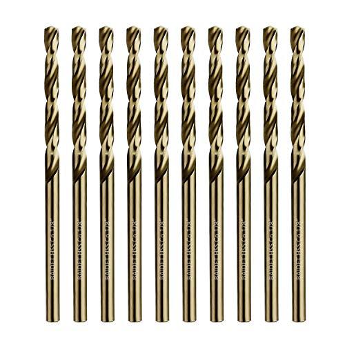 Best 0 5 min bore diameter industrial drill bits list 2020 - Top Pick