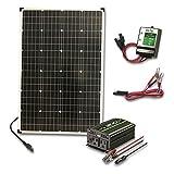 Nature Power 110 Watt Complete Solar Kit (300W Inverter & 11A CC)