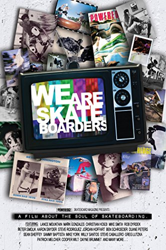 We Are Skateboarders [OV]