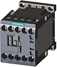 Siemens 3RT2017-1AB01 - Contactor ac-3 5,5kw 400v 1na corriente alterna 24v s00 tornillo