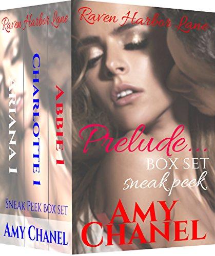 Prelude, Raven Harbor Lane, Sneak Peek Box Set (English Edition)