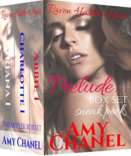 Prelude, Raven Harbor Lane, Sneak Peek Box Set (English Edition)