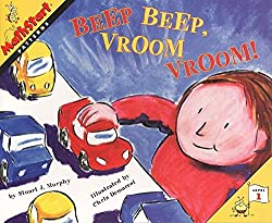 beep, beep, vroom, vroom! - patterning books list