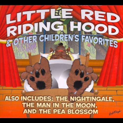 Little Red Riding Hood and Other Children's Favorites audiobook cover art