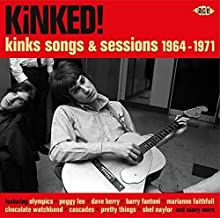 Kinked! Kinks Songs & Sessions 1964-1971 / Various