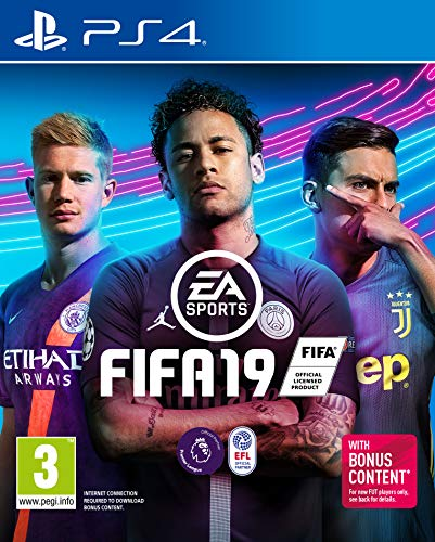 Electronic Arts - Fifa 19 /PS4 (1 GAMES)