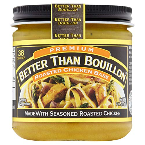 Better Than Bouillon, Roasted Chicken Base, 8 oz. - PACK OF 3