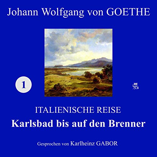 Karlsbad bis auf den Brenner Titelbild