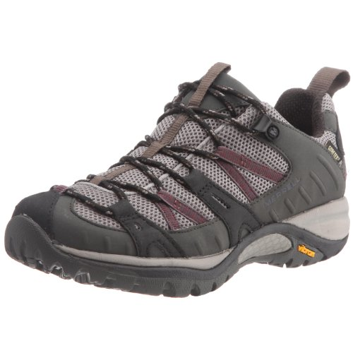 Merrell Siren Sport GTX, Zapatillas de Senderismo para Mujer, Gris (Dark Grey), 37 EU