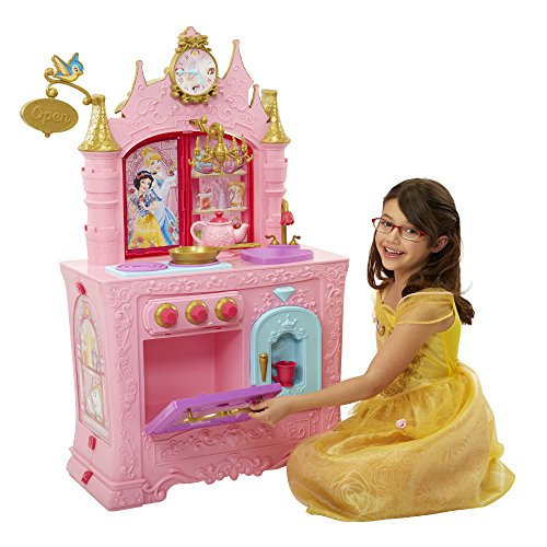 Disney Princess Royal 2-Sided Kitchen & Caf