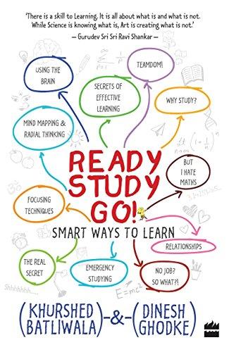 Ready, Study, Go!: Smart Ways to Learn (English Edition)