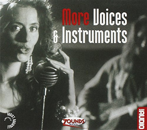 Audio's Audiophile Vol. 23 - More Voices & Instruments [Gold CD]