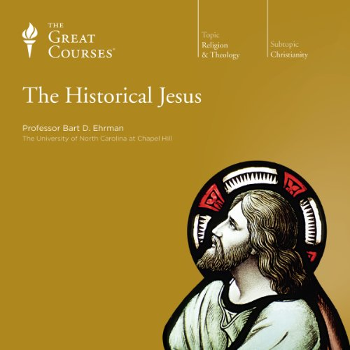 Page de couverture de The Historical Jesus