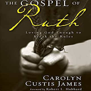 The Gospel of Ruth audiobook cover art