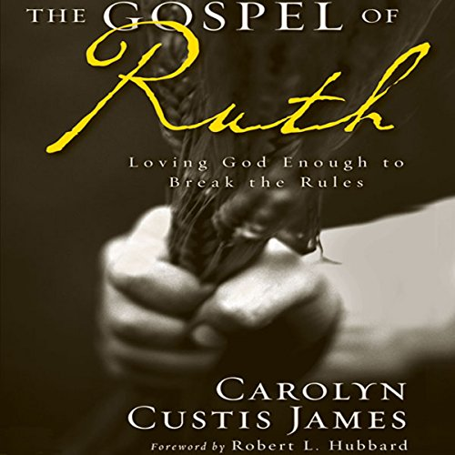 The Gospel of Ruth audiobook cover art