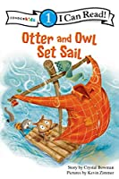 Otter and Owl Set Sail (Zonderkids I Can Read)