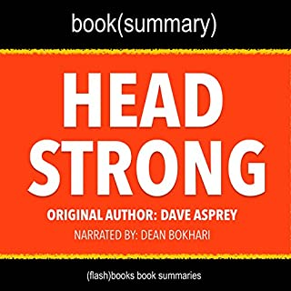 Summary of Head Strong by Dave Asprey audiobook cover art