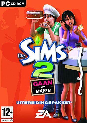 Die Sims 2: Open for Business - PEGI NL (PC) gebr.