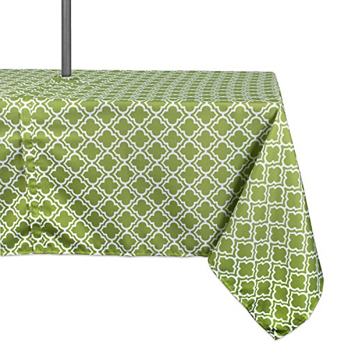 Top zippered outdoor tablecloths for 2021
