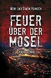 Image of Feuer über der Mosel: Kriminalroman (KBV-Krimi)