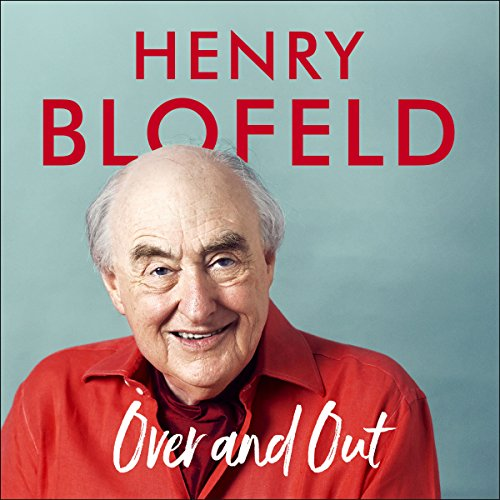 Over and Out audiobook cover art