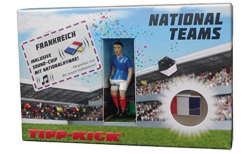 Tipp-Kick (Mieg) Star-Kicker Frankreich in Torwandbox mit Hymne
