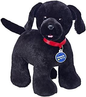 Build A Bear Workshop Promise Pets Black Labrador
