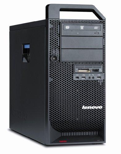 Lenovo ThinkStation D20 2.4GHz E5620 Torre Nero Stazione di lavoro