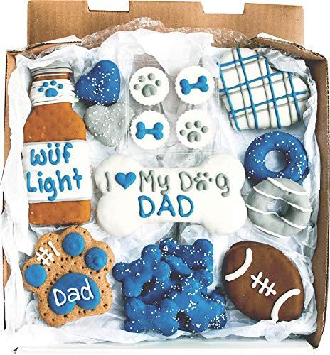 Handmade Dog Dad Gift Box
