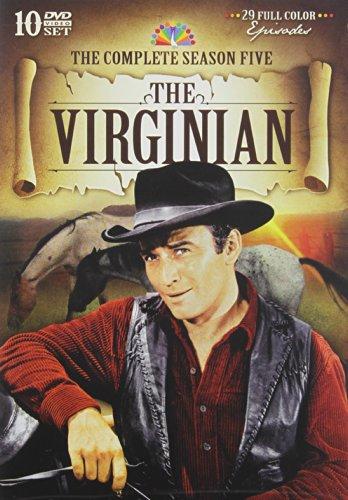 The Virginian - Season 5 [RC 1]