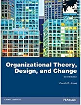 Organizational Theory, Design, and Change: Global Edition(Paperback) - 2012 Edition