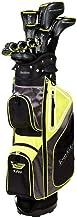Tour Edge Golf- Bazooka 470 Black Complete Set with Bag Graphite/Steel