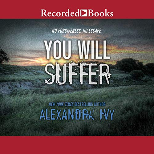 You Will Suffer audiobook cover art
