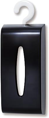 ISETO (伊勢藤) ティッシュケース - W290×D138×H83mm、フック使用時:W367×D138×H83mm