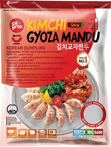"ALLGROO Dumpling mit Kim Chi ""Gyoza Mandu"", 540 g (Tiefgefroren)"