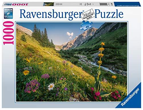 Ravensburger 15996 - Im Garten Eden - 1000 Teile Erwachsenenuzzle